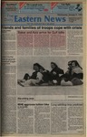 Daily Eastern News: January 09, 1991 by Eastern Illinois University