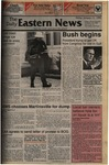 Daily Eastern News: January 11, 1991 by Eastern Illinois University