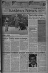 Daily Eastern News: January 14, 1991