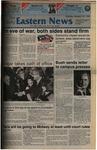 Daily Eastern News: January 15, 1991