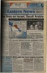 Daily Eastern News: January 18, 1991