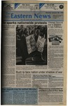 Daily Eastern News: January 28, 1991 by Eastern Illinois University