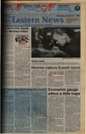 Daily Eastern News: January 31, 1991