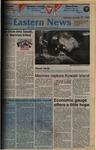 Daily Eastern News: January 31, 1991