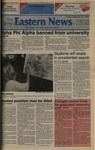 Daily Eastern News: February 14, 1992 by Eastern Illinois University
