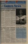 Daily Eastern News: February 19, 1992