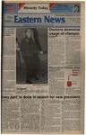 Daily Eastern News: February 26, 1992