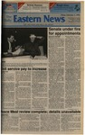 Daily Eastern News: February 07, 1992 by Eastern Illinois University
