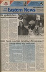 Daily Eastern News: October 02, 1992 by Eastern Illinois University