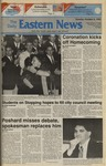 Daily Eastern News: October 06, 1992