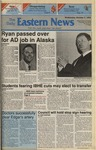 Daily Eastern News: October 07, 1992 by Eastern Illinois University