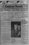 Daily Eastern News: October 15, 1992