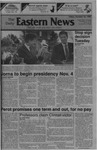 Daily Eastern News: October 16, 1992