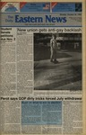 Daily Eastern News: October 26, 1992 by Eastern Illinois University