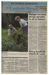 Daily Eastern News: August 02, 1993 by Eastern Illinois University