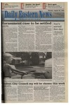 Daily Eastern News: August 30, 1993 by Eastern Illinois University