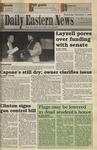 Daily Eastern News: December 01, 1993