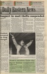 Daily Eastern News: December 02, 1993 by Eastern Illinois University