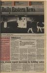 Daily Eastern News: December 03, 1993