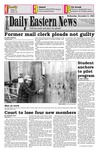 Daily Eastern News: December 08, 1993