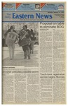 Daily Eastern News: January 11, 1993 by Eastern Illinois University