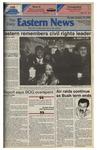 Daily Eastern News: January 19, 1993