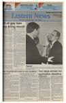 Daily Eastern News: January 25, 1993