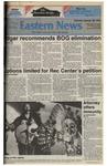 Daily Eastern News: January 28, 1993