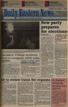 Daily Eastern News: November 02, 1993