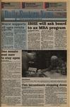 Daily Eastern News: November 03, 1993