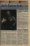 Daily Eastern News: November 08, 1993