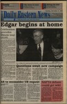 Daily Eastern News: November 09, 1993