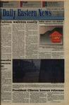 Daily Eastern News: November 12, 1993