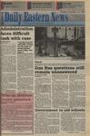 Daily Eastern News: November 16, 1993
