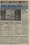 Daily Eastern News: November 17, 1993