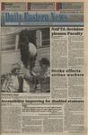 Daily Eastern News: November 22, 1993