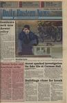 Daily Eastern News: November 23, 1993