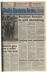 Daily Eastern News: September 01, 1993 by Eastern Illinois University