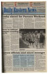 Daily Eastern News: September 02, 1993 by Eastern Illinois University
