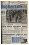 Daily Eastern News: September 03, 1993 by Eastern Illinois University