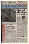 Daily Eastern News: September 07, 1993 by Eastern Illinois University