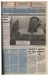 Daily Eastern News: September 08, 1993 by Eastern Illinois University