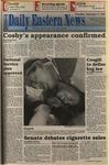 Daily Eastern News: September 09, 1993 by Eastern Illinois University