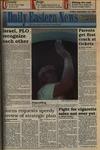 Daily Eastern News: September 10, 1993 by Eastern Illinois University