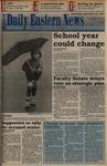 Daily Eastern News: September 15, 1993 by Eastern Illinois University
