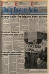 Daily Eastern News: September 20, 1993 by Eastern Illinois University