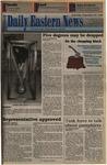 Daily Eastern News: September 23, 1993 by Eastern Illinois University