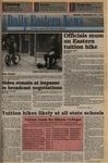 Daily Eastern News: September 27, 1993 by Eastern Illinois University