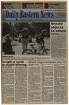 Daily Eastern News: September 29, 1993 by Eastern Illinois University