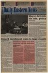 Daily Eastern News: September 30, 1993 by Eastern Illinois University